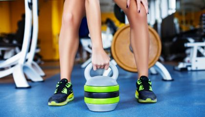 Strength training is a wonderful tool for any woman.