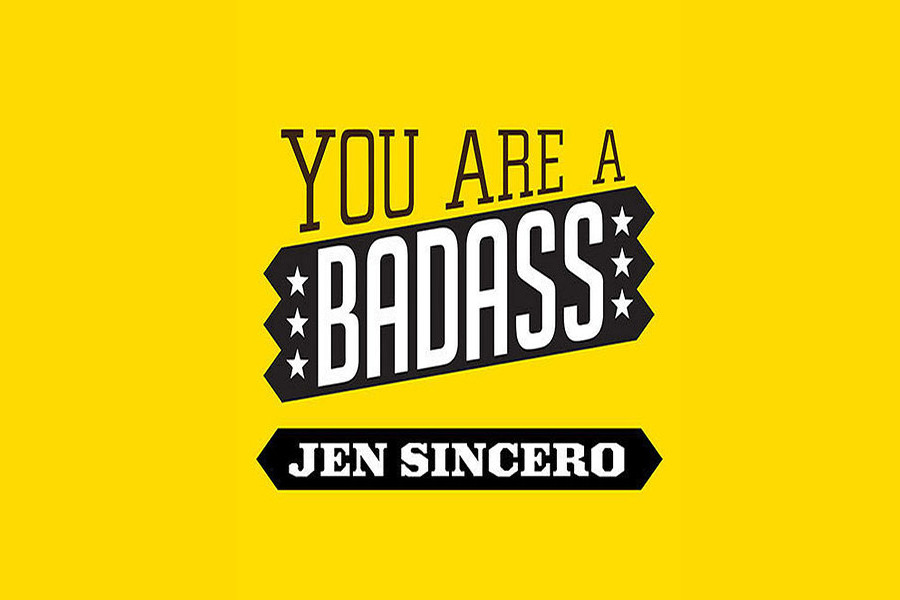 Cover image for the audio book You are a Badass by Jen Sincero.